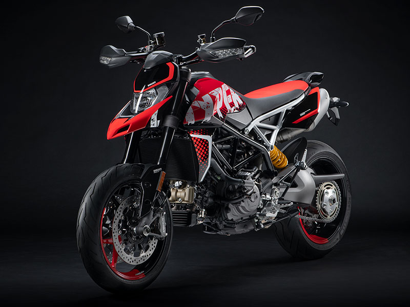 2021 Ducati Hypermotard 950 RVE in De Pere, Wisconsin - Photo 2