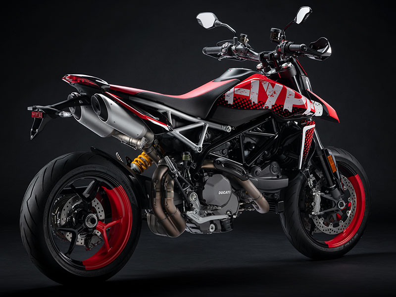 2021 Ducati Hypermotard 950 RVE in Saint Louis, Missouri - Photo 3