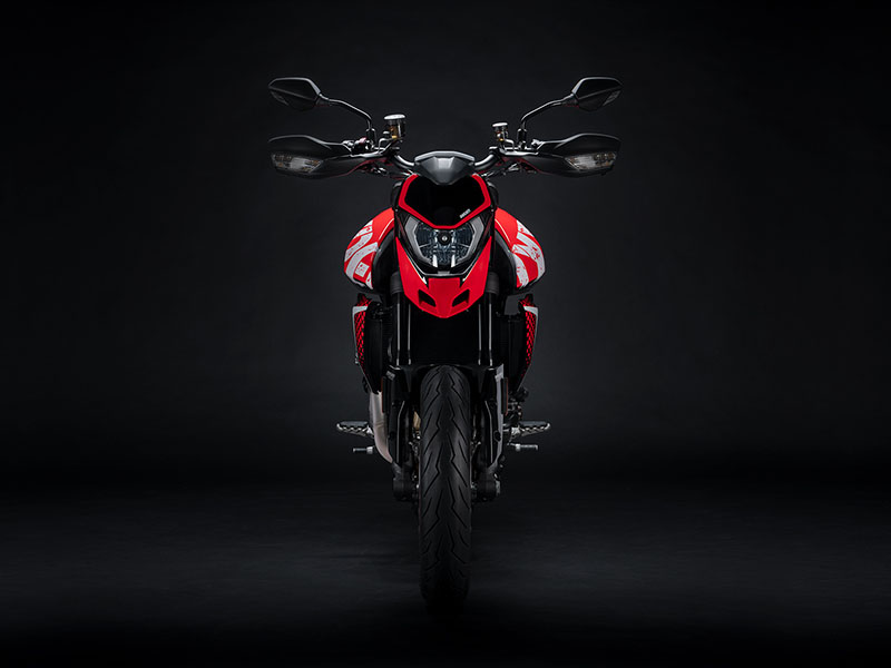 2021 Ducati Hypermotard 950 RVE in De Pere, Wisconsin - Photo 4