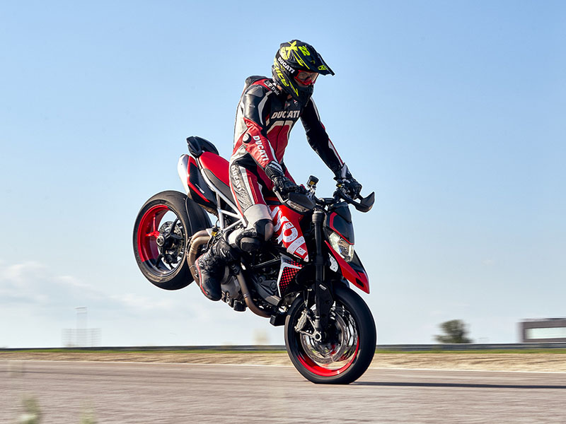 2021 Ducati Hypermotard 950 RVE in De Pere, Wisconsin - Photo 6