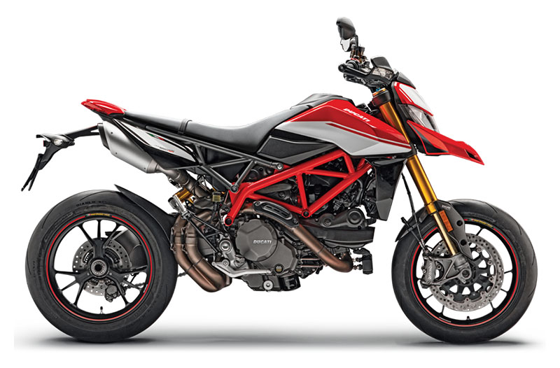 2021 Ducati Hypermotard 950 SP in West Allis, Wisconsin - Photo 9