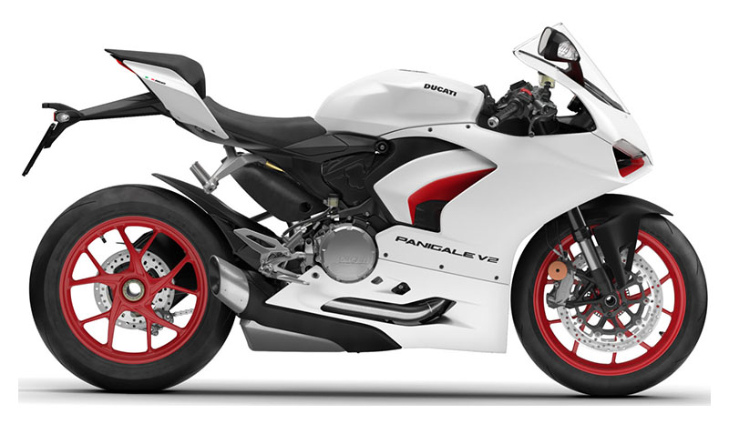 2021 Ducati Panigale V2 in New Haven, Connecticut - Photo 1