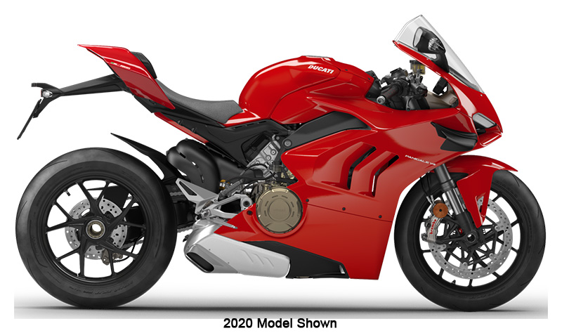 2021 Ducati Panigale V4 in Elk Grove, California - Photo 1
