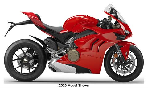 2021 Ducati Panigale V4 in Concord, New Hampshire