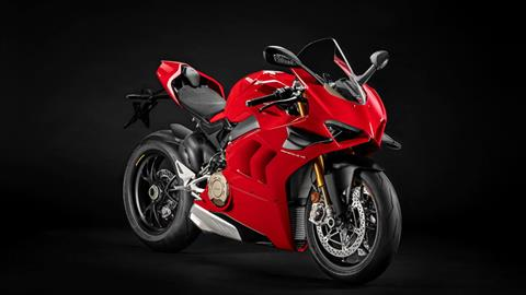 2021 Ducati Panigale V4 S in Fort Montgomery, New York - Photo 4