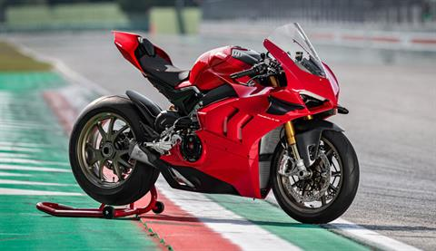 2021 Ducati Panigale V4 S in Fort Montgomery, New York - Photo 6