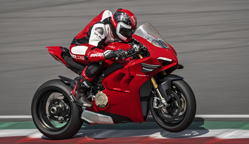 2021 Ducati Panigale V4 S in Fort Montgomery, New York - Photo 9