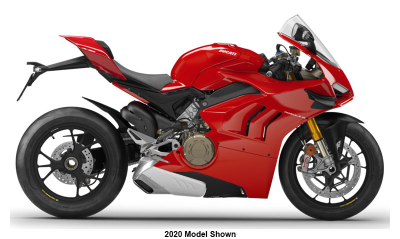 2021 Ducati Panigale V4 S in Fort Montgomery, New York - Photo 1