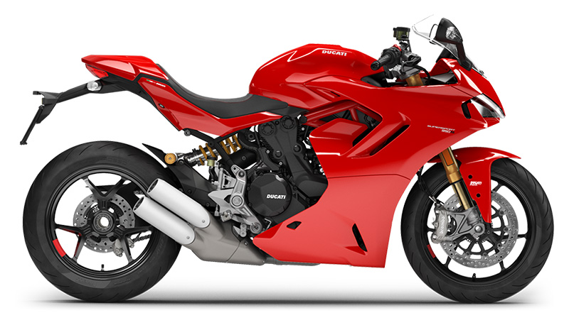 2021 Ducati SuperSport 950 S in Saint Louis, Missouri - Photo 1