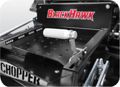 2018 Dixie Chopper 2454KW Blackhawk HP 23.5 hp 54 in. in Tifton, Georgia