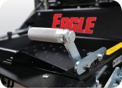 2018 Dixie Chopper 2754KOE Eagle 27 hp 54 in. in Covington, Georgia