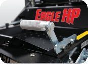 2018 Dixie Chopper 3372KOE Eagle HP 33 hp 72 in. in Hillsborough, New Hampshire