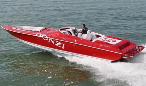 2017 Donzi 35 ZR Open in Holiday, Florida