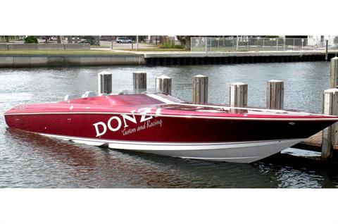 OutpostBoats > New Boat Line-Up > Donzi