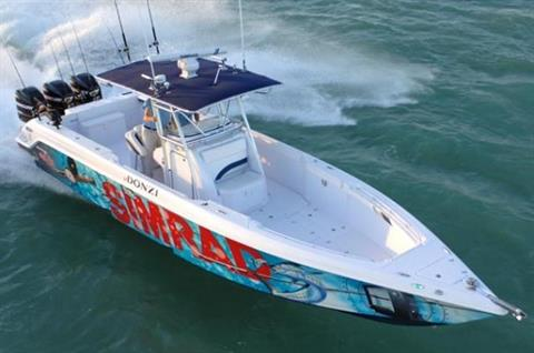 2017 Donzi 38 ZF Open in Holiday, Florida
