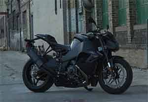 2017 Erik Buell Racing EBR 1190 Black Lightning in Norfolk, Virginia