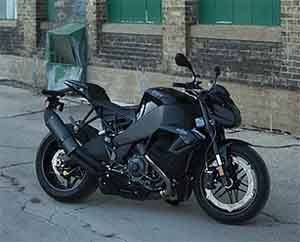 2017 Erik Buell Racing EBR 1190 Black Lightning in Norfolk, Virginia - Photo 2