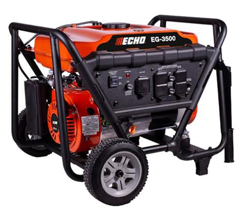 Echo EG-3500 Generator in Battle Creek, Michigan