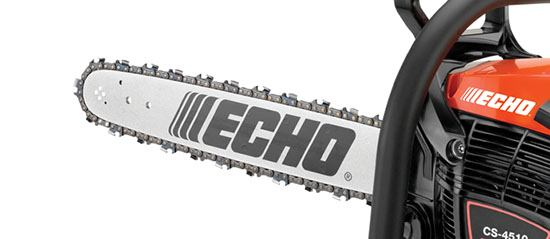 Echo CS-4510-18 Chain Saw in Derby, Vermont - Photo 2
