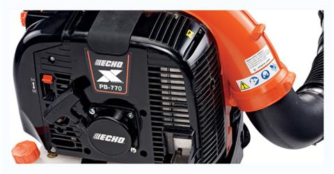 2019 Echo PB-770H Blower in Sturgeon Bay, Wisconsin