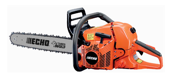 Echo CS-590-20 TimberWolf Chain Saw in Terre Haute, Indiana