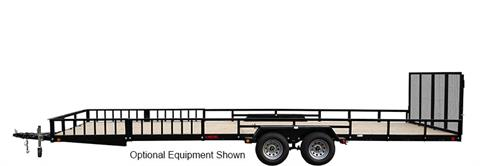 2020 Echo Trailers Advantage Tandem Axle EA-26-14T in Ukiah, California - Photo 1