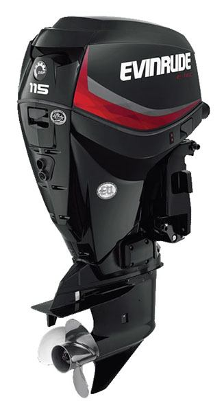 Evinrude E-TEC 115 HP (E115DGX) in Oregon City, Oregon