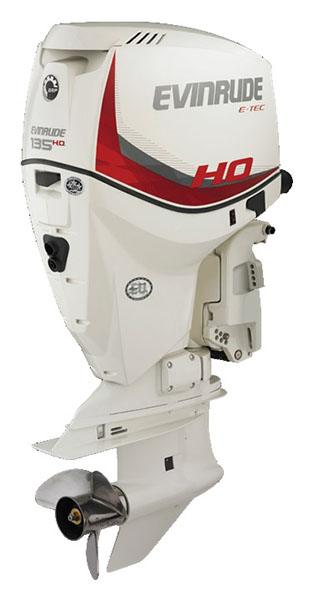 Evinrude E-TEC 135 HO (E135HSL) in Oregon City, Oregon
