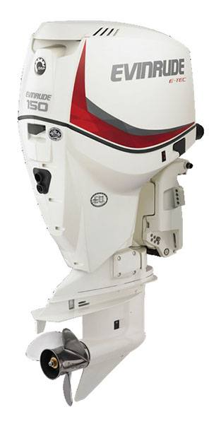 Evinrude E-TEC 150 HP (E150DPX) in Freeport, Florida