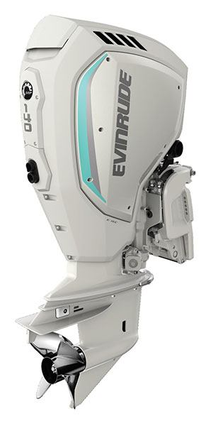 Evinrude E-TEC G2 140 HP (K140WLF) in Wilmington, Illinois