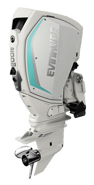 Evinrude E-TEC G2 200 HO (H200HWLF) in Oregon City, Oregon