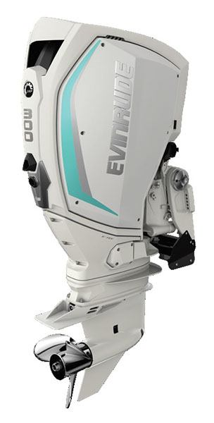 Evinrude E-TEC G2 300 HP (H300WZF) in Rapid City, South Dakota