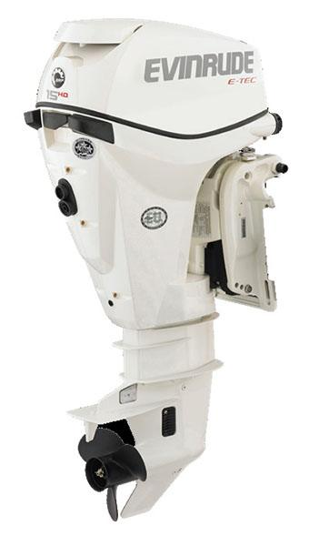 Evinrude E-TEC 15 HO (E15HPSL) in Wilmington, Illinois