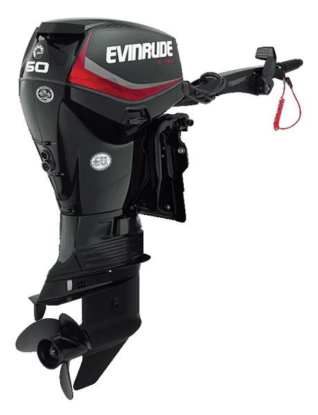 Evinrude E-TEC 60 HP (E60DGTL) in Eastland, Texas - Photo 1