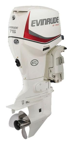 Evinrude E-TEC 75 HP in Roscoe, Illinois