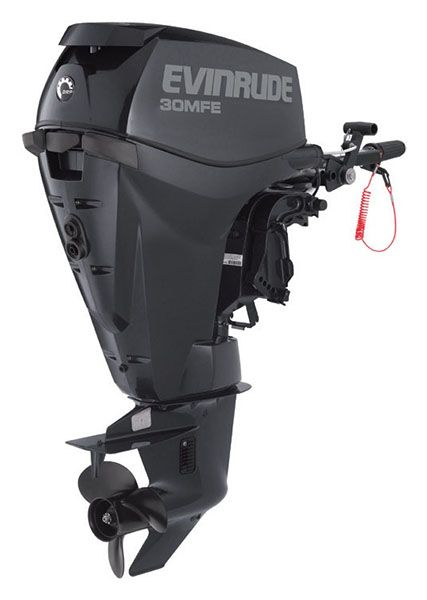 Evinrude E-TEC MFE 30 HP (E30MRL) in Freeport, Florida