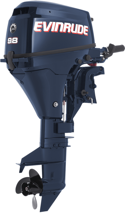 2015 Evinrude E10PX4 in Fort Worth, Texas
