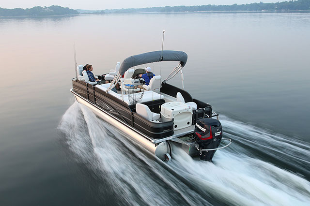 2015 Evinrude E15R4 in Deerwood, Minnesota