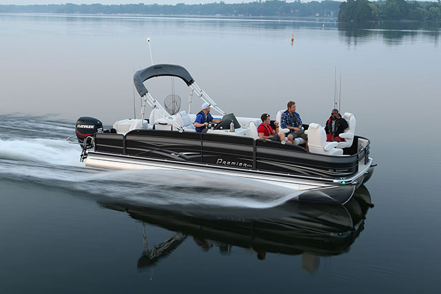 2015 Evinrude E25DPL in Fort Worth, Texas