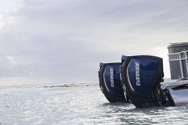 2015 Evinrude E30DRSL in Fort Worth, Texas