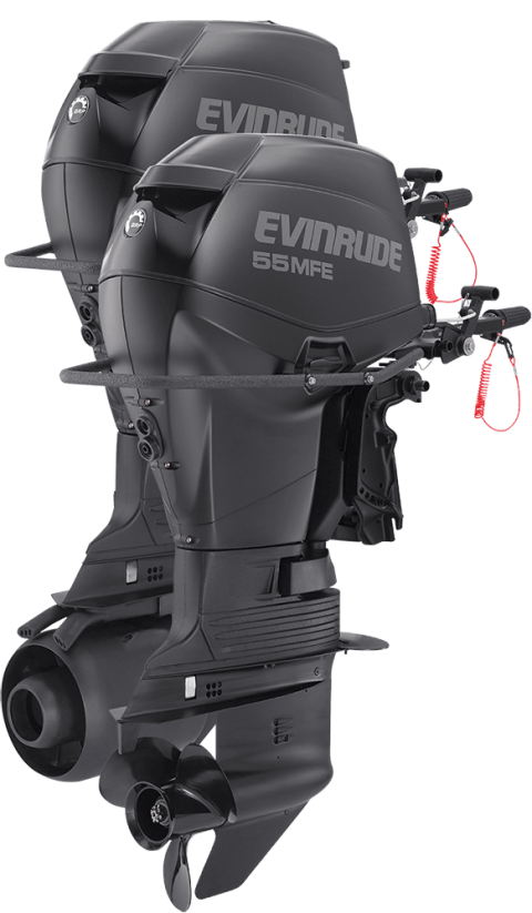 2015 Evinrude E30MRL in Fort Worth, Texas