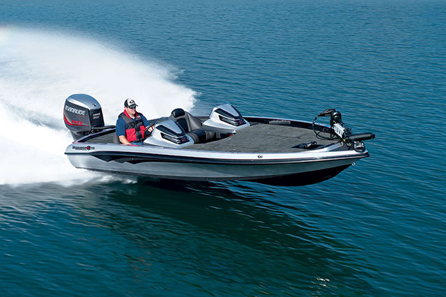 2015 Evinrude E40DRL in Fort Worth, Texas