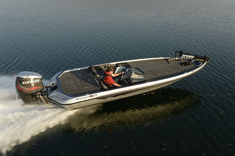 2015 Evinrude E60DSL in Deerwood, Minnesota