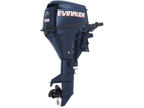 2016 Evinrude E10TEL4 in Waxhaw, North Carolina