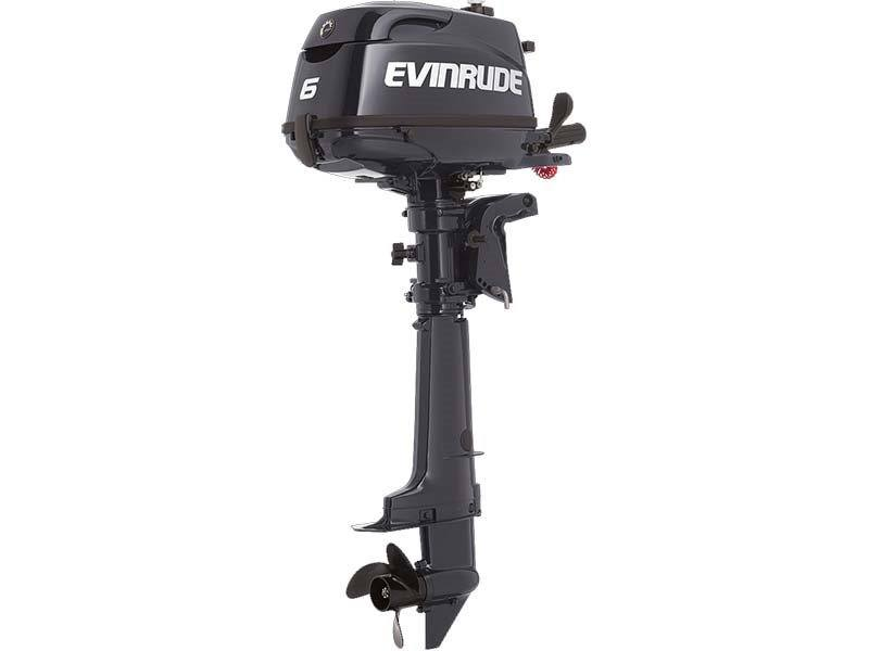2016 Evinrude E6RGL4 in Waxhaw, North Carolina
