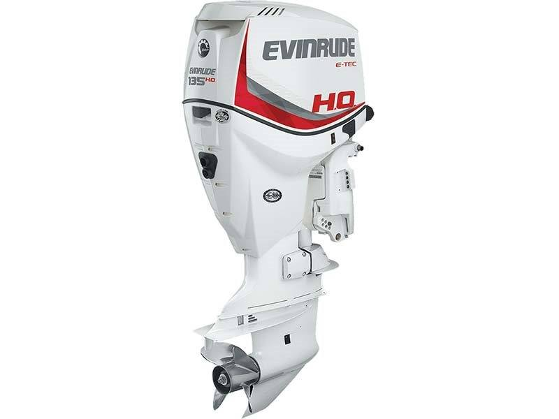 2016 Evinrude E135HSL in Oceanside, New York