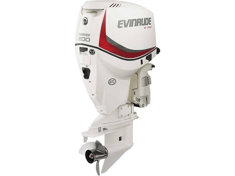2016 Evinrude E200DPX in Sparks, Nevada