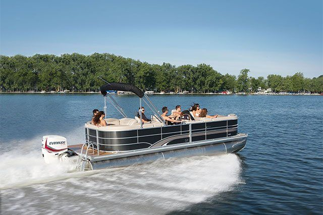 2016 Evinrude E200HGL in Oceanside, New York