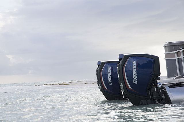 2016 Evinrude E200LH in Sparks, Nevada