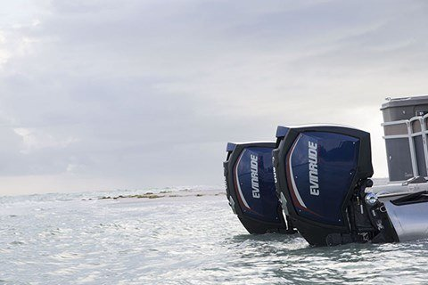 2016 Evinrude E200LHO in Oceanside, New York